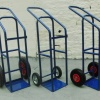 Hospital Gas Cylinder Trolleys