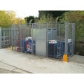 Health Centre Gas Cylinder Storage Cages