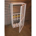 Cylinder Rack with Intregal Cage