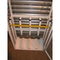 Cylinder Rack with intregal lockable cage