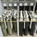 Hospital Medical Gas Cylinder Storage Racks