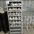 Health Centre CD Gas Cylinder Storage Rack