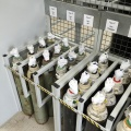 Medical Gas Cylinder Racks
