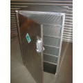 Stainless steel gas cylinder cabinet