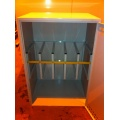 Health Centre Gas Cylinder Storage Cabinet